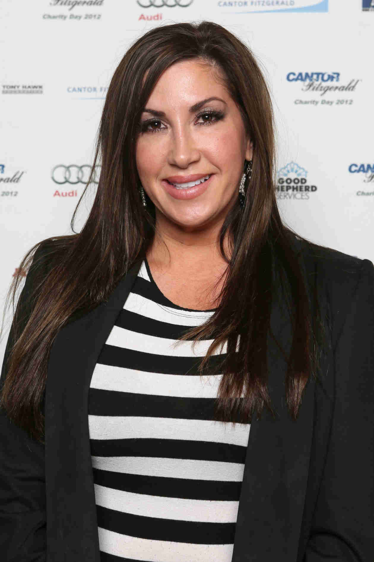 RHONJ Flashback Photo: Jacqueline Laurita When She Was Pregnant With CJ!