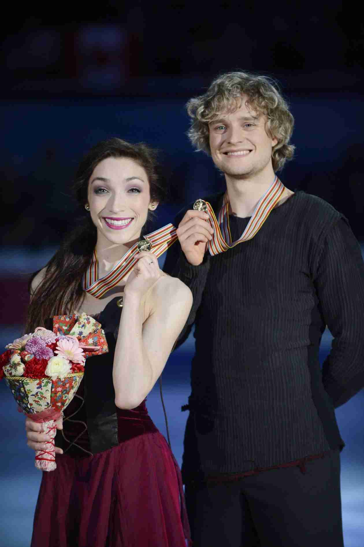 Vote For Meryl Davis and Charlie White to Win Best Olympian ESPYS