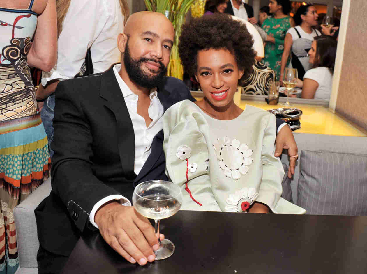 Solange Posts Intimate Instagram Photo Amid Engagement Rumors