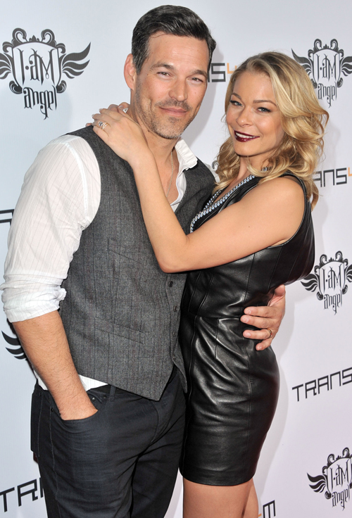 LeAnn Rimes Trying to Get Pregnant Against Eddie Cibrian's Wishes — Report