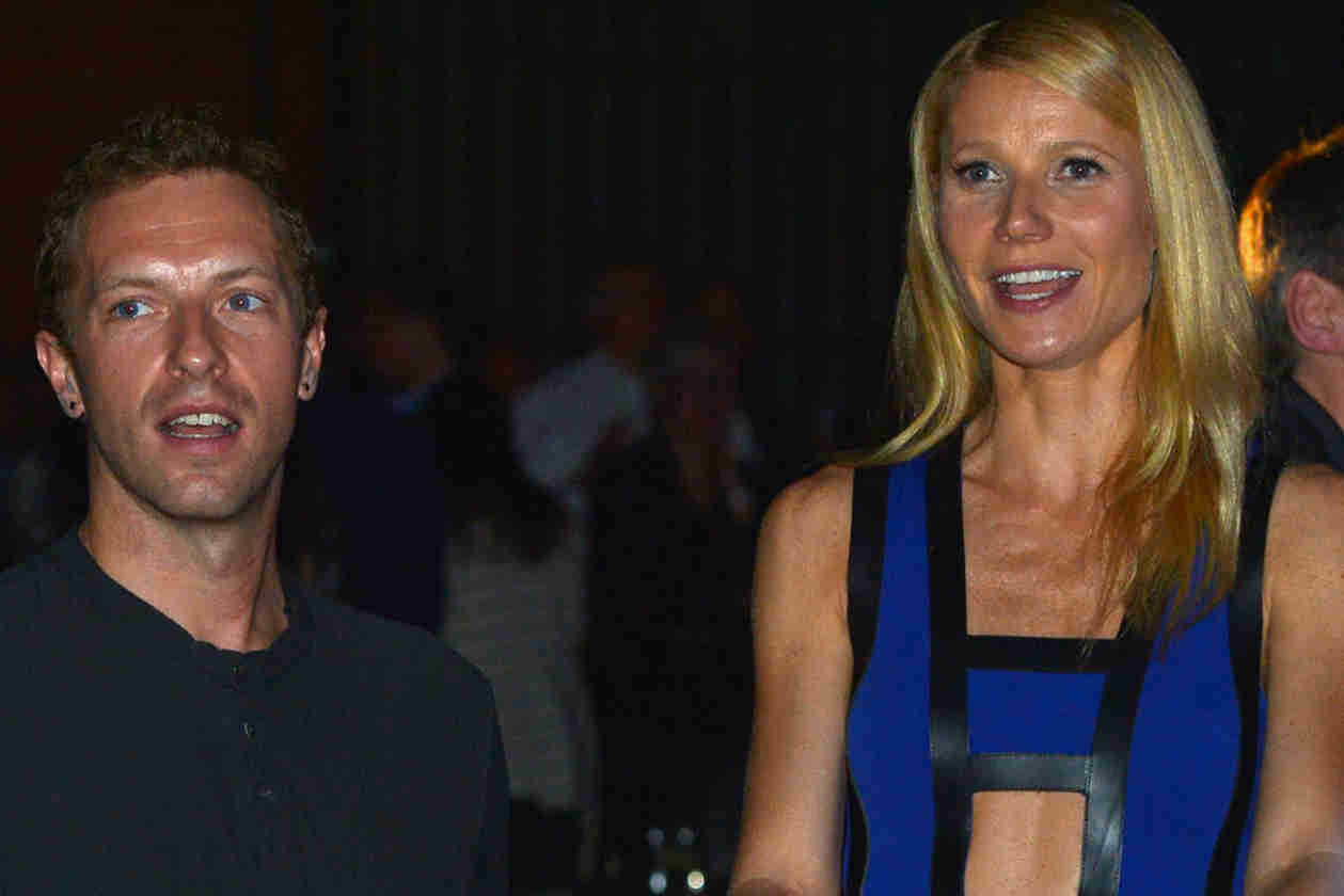 Gwyneth Paltrow and Chris Martin Spotted Out to Dinner Together (UPDATE)