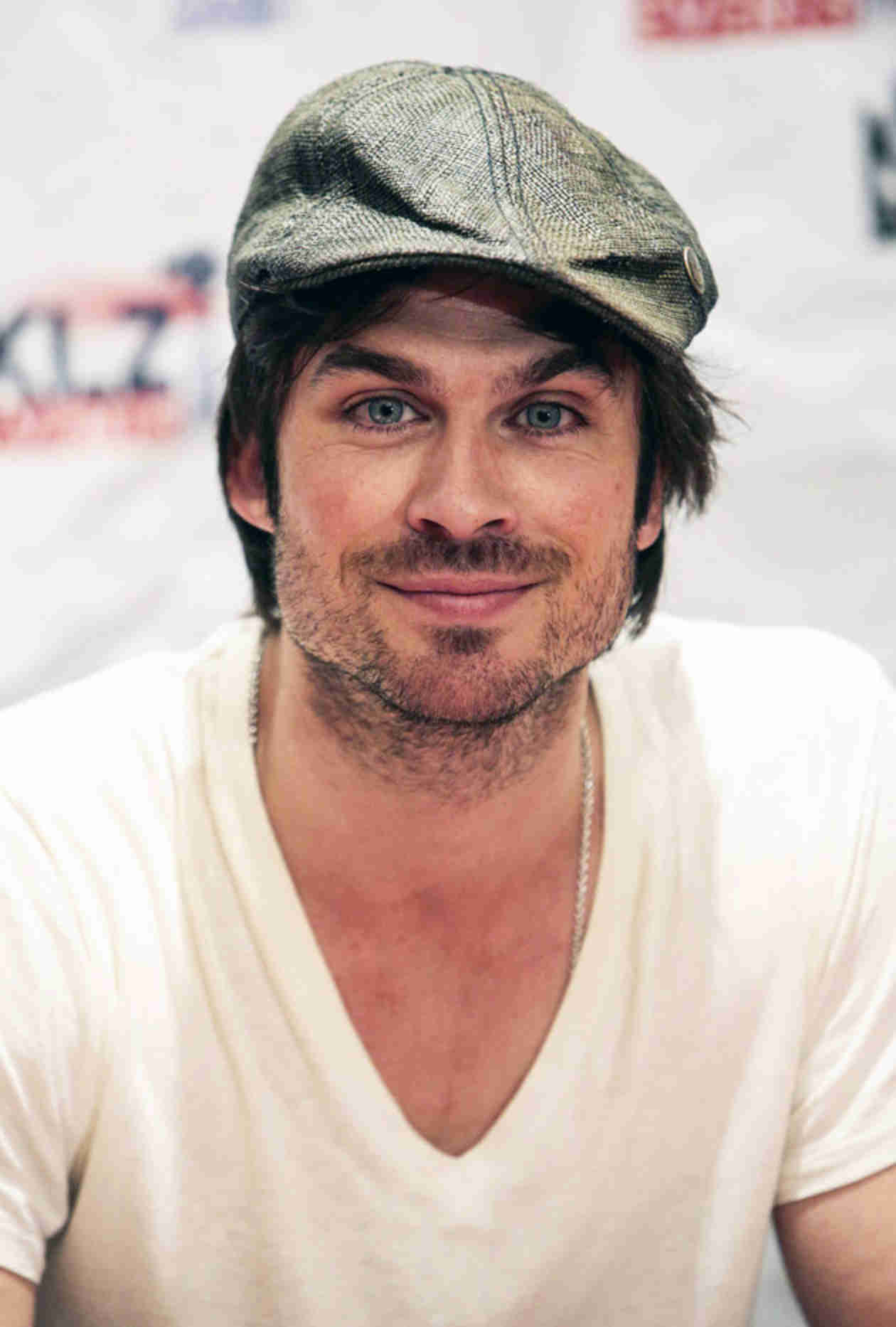 "Ian Somerhalder Says It's ""Game Over"" For Damon Salvatore (PHOTO)"
