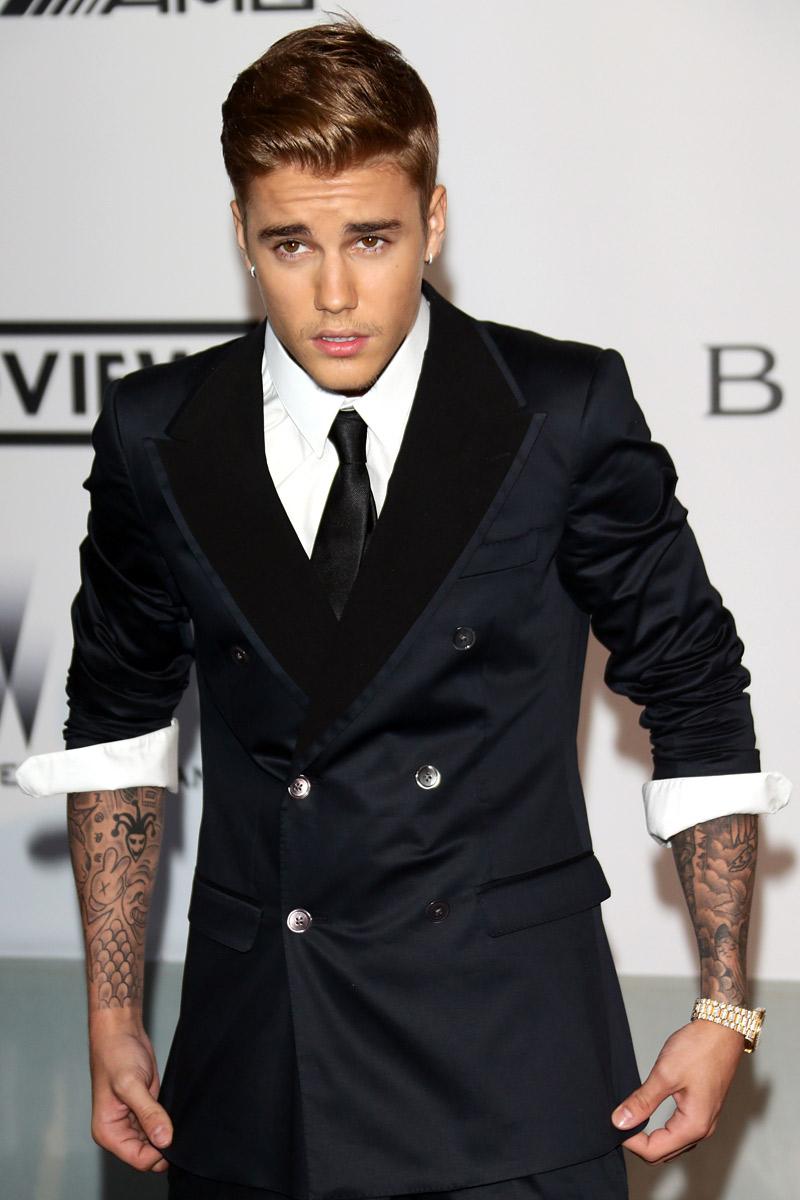Justin Bieber Had Bathtub Baptism During Racist Video Scandal