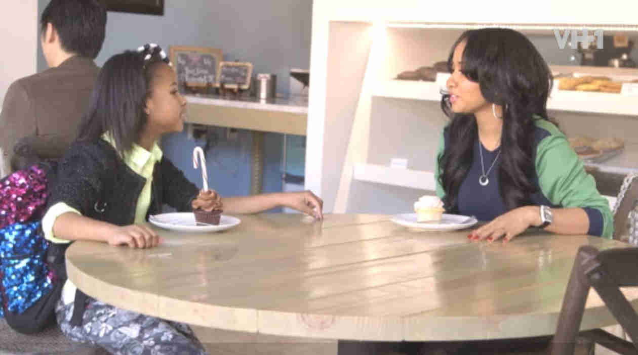 Is Tammy Rivera's Daughter OK With Her Marrying Waka Flocka Flame ? (VIDEO)