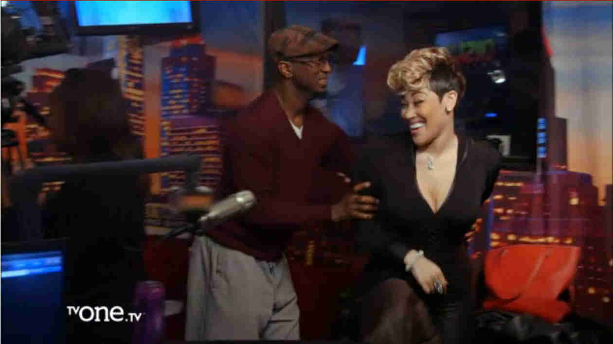 KeKe Wyatt Goes on Time Out For Antics on The Rickey Smiley Show (VIDEO)