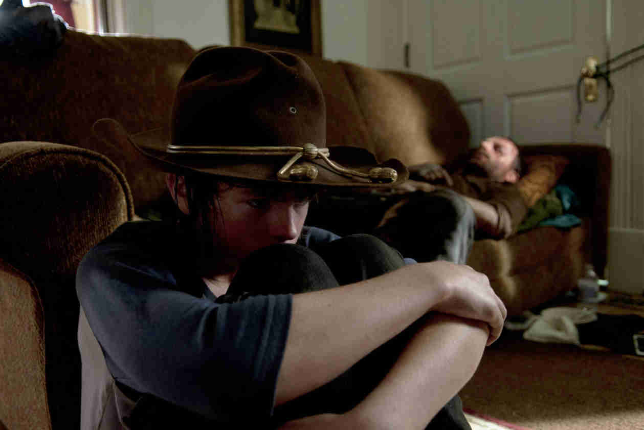 Chandler Riggs Thinks The Walking Dead Should End at Season 10 — Do You Agree?