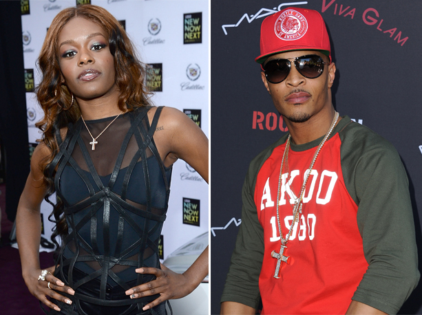 "Azealia Banks Puts an End to T.I. Twitter Feud: ""This Isn't Even Interesting Anymore"""