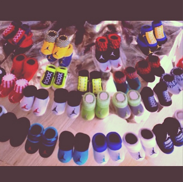 Ciara's Son Future Already Has an Impressive Shoe Collection! (PHOTO)