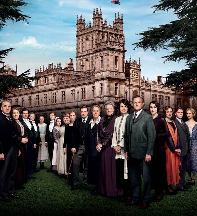 Downton Abbey Season 5: See the First Photo, Watch the First Trailer!