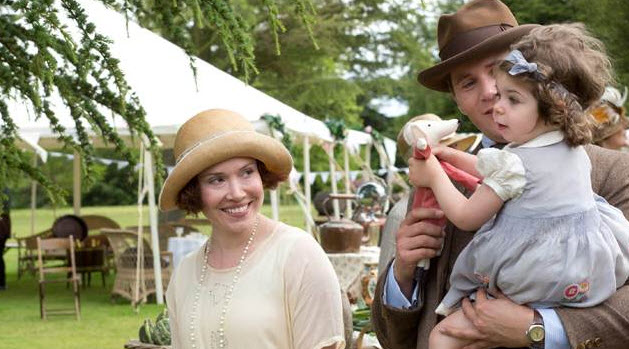 "Downton Abbey Season 5: New Spoiler Photo Teases ""Ship-Shape"" Character"