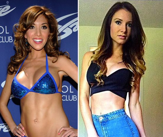 Dalis Connell vs. Farrah Abraham — Whose Boob Job Is Better?