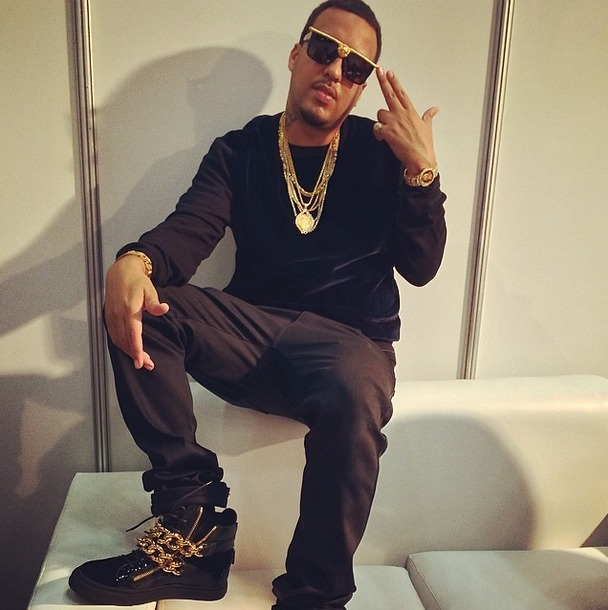 French Montana Slapped With Fine in Court — What Did He Do?