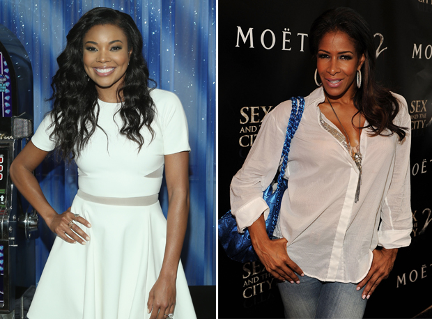 "Gabrielle Union Reveals Friendship With Sheree Whitfield: ""She's Cool as Hell"" (VIDEO)"