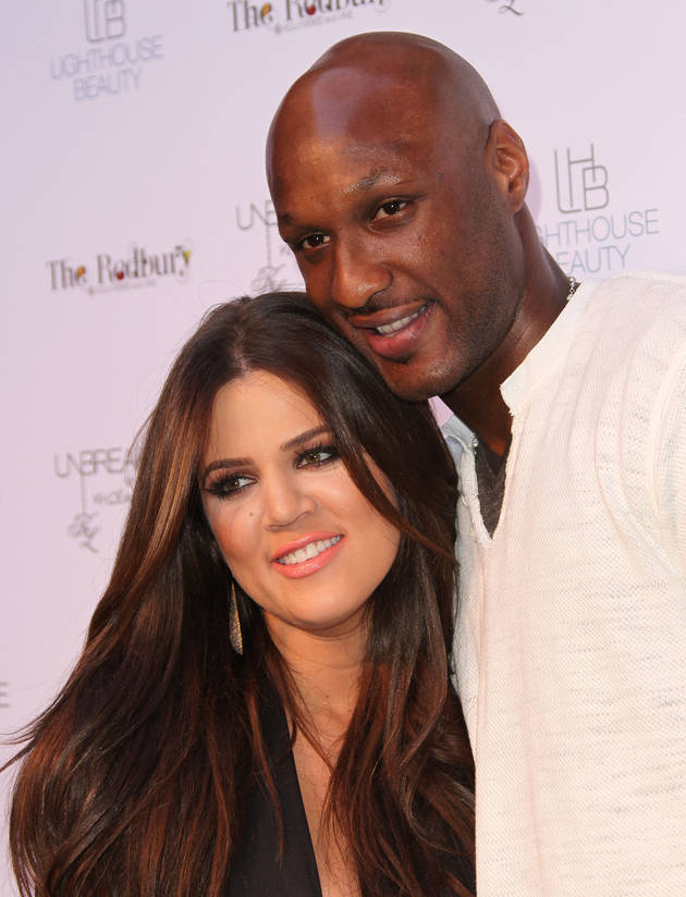 Lamar Odom Told Khloe Kardashian He Loves Her on Her Birthday — Report (VIDEO)
