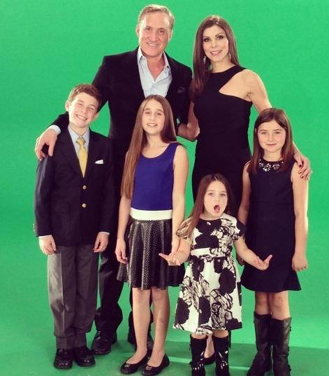 Heather Dubrow's Son Treated For Sever's Disease — Is He OK? (PHOTO)