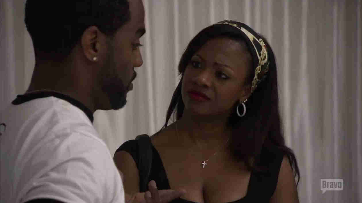"""Kandi Burruss and Todd Tucker Fight Over Prenup: """"I Don't Want Your F—ing Money!"""" (VIDEO)"""