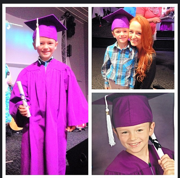 Maci Bookout and Ryan Edwards's Son, Bentley, Graduates From Pre-K! (PHOTO)