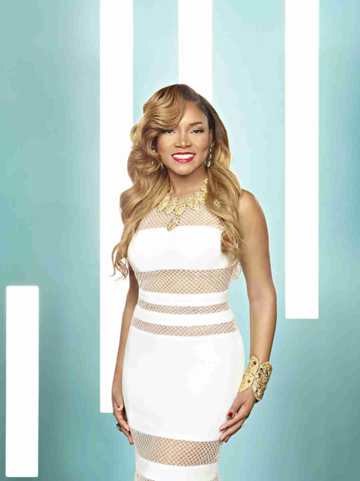 Married to Medicine's Mariah Huq Looks Totally Different With Natural Hair! (PHOTO)