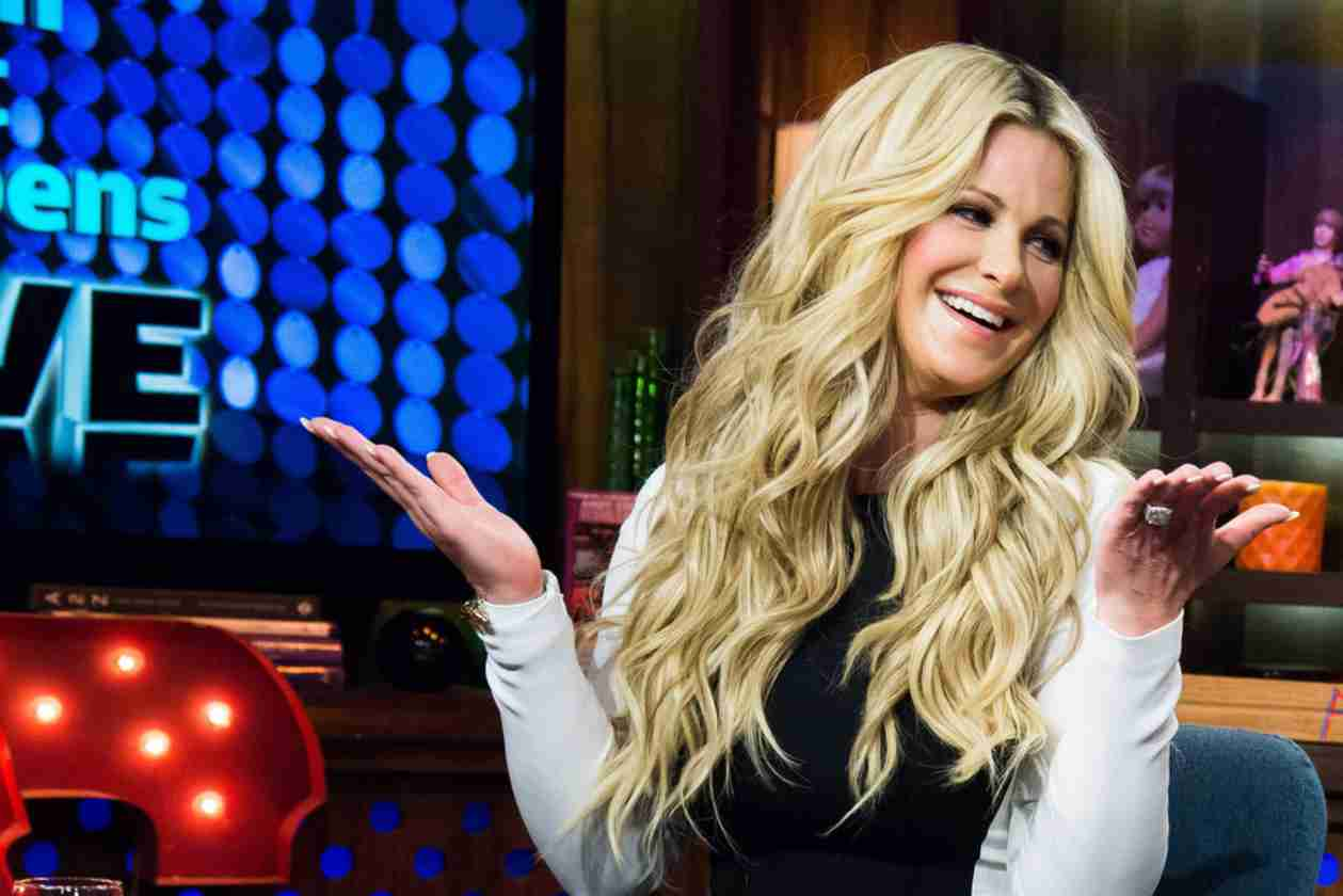 Kim Zolciak Reveals She Leaves the House With No Makeup, Bra, or Wig — See the Proof! (PHOTO)