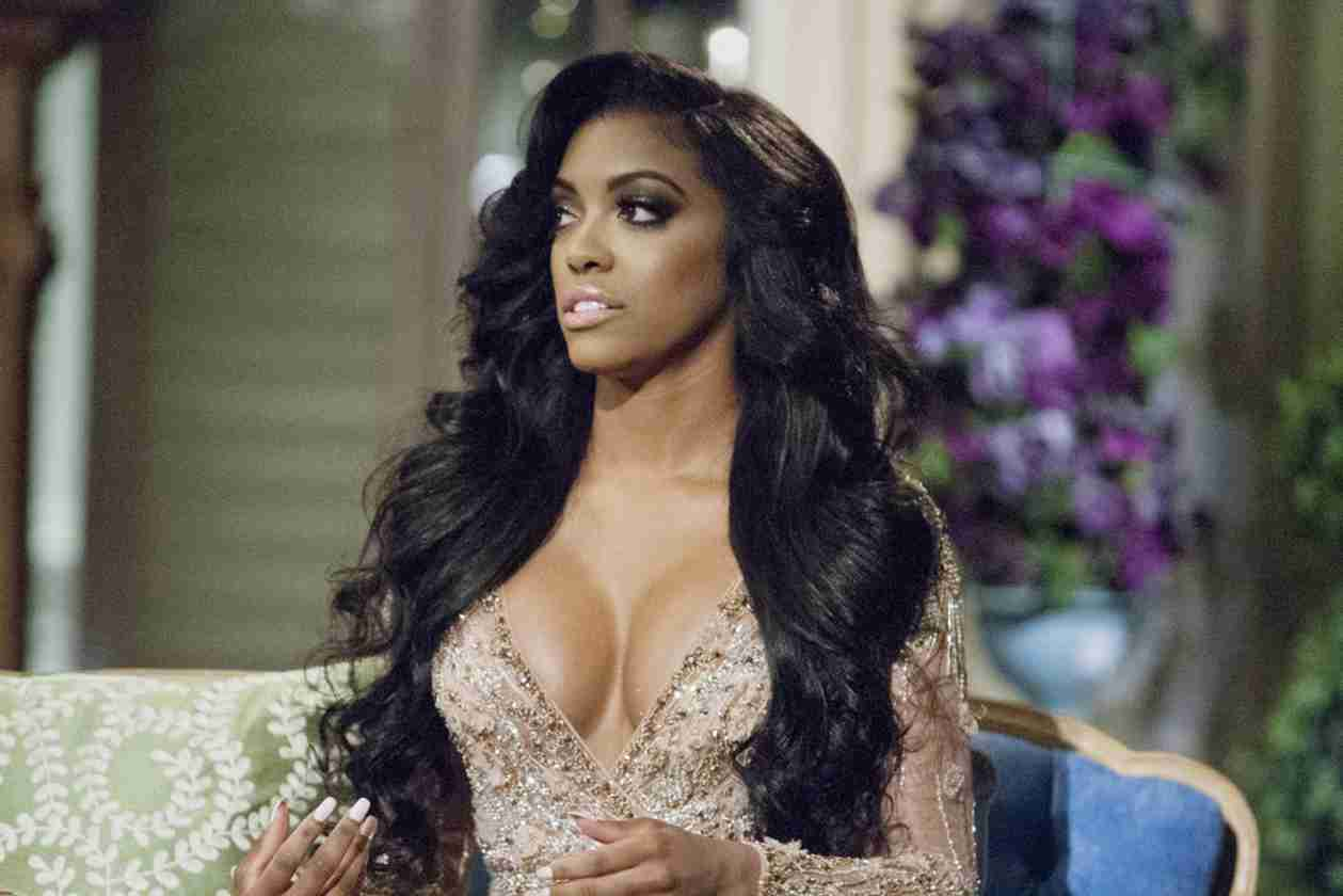 Porsha Stewart's Co-Worker Says She Needs Anger Management Classes (VIDEO)