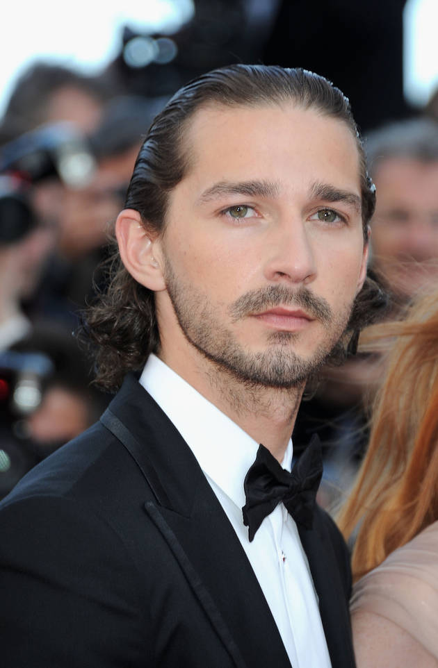 "Shia LaBeouf Arrested for ""Disruptive Behavior"" Outside Broadway Show (VIDEO)"