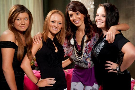 Farrah Abraham Slams Rumors That She Was Kicked Off Teen Mom Re-Boot (VIDEO)
