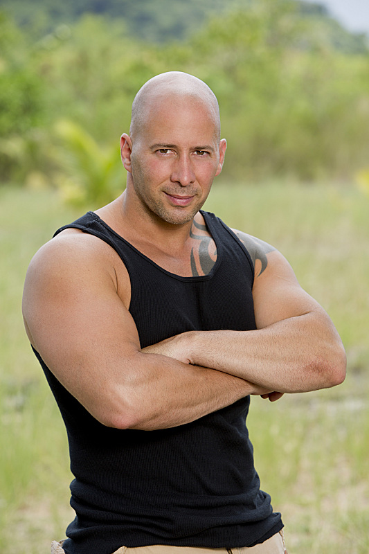 Survivor's Tony Vlachos Welcomes a Son! (PHOTO)