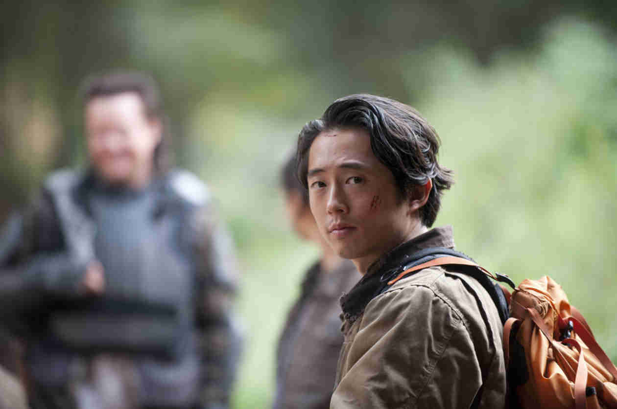 The Walking Dead Season 5 Spoilers: Glenn, Maggie, These Others Seen Filming (PHOTO)