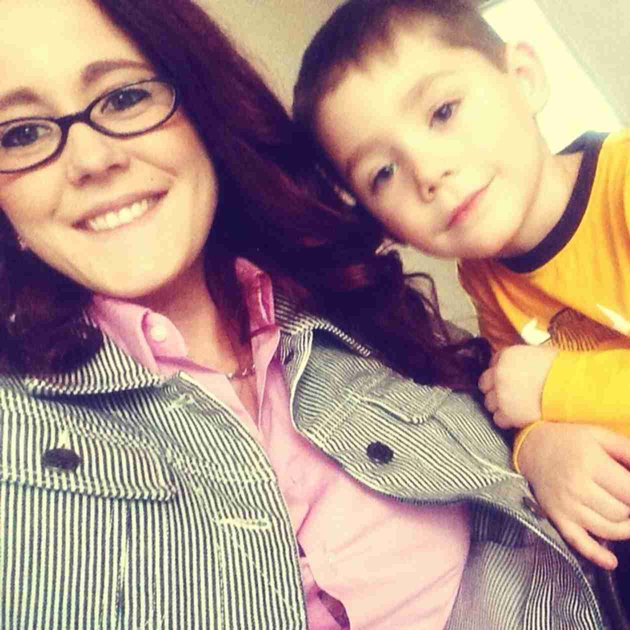 Jenelle Evans's Son Jace Graduates From Preschool (PHOTO)