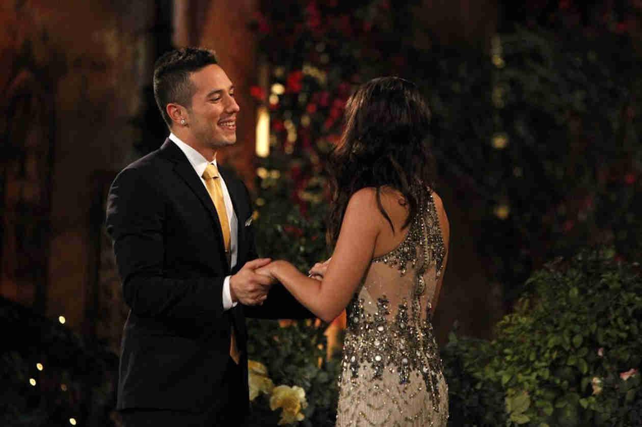 Bachelorette 2014 Episode 4 Recap: Eric Calls Out Andi's Poker Face