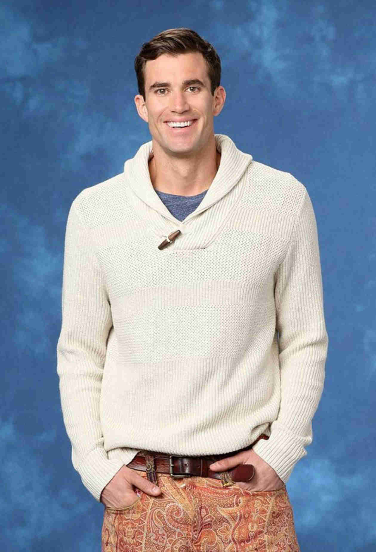 Bachelorette 2014's JJ O'Brien Was 260 Pounds in College — See His Transformation! (PHOTO)