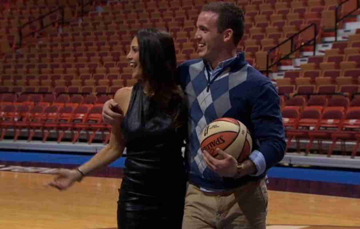 Bachelorette 2014 Episode 4: Brian Osborne Shoots and… Totally Misses