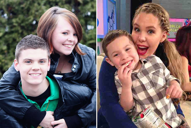 Catelynn Lowell, Tyler Baltierra, and Kailyn Lowry Team Up to Help Little Girl with Cancer