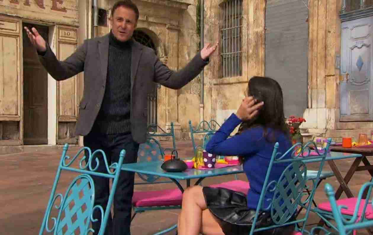 Bachelorette 2014: 5 Biggest WTF Moments From France: Got My Money On My Mime!