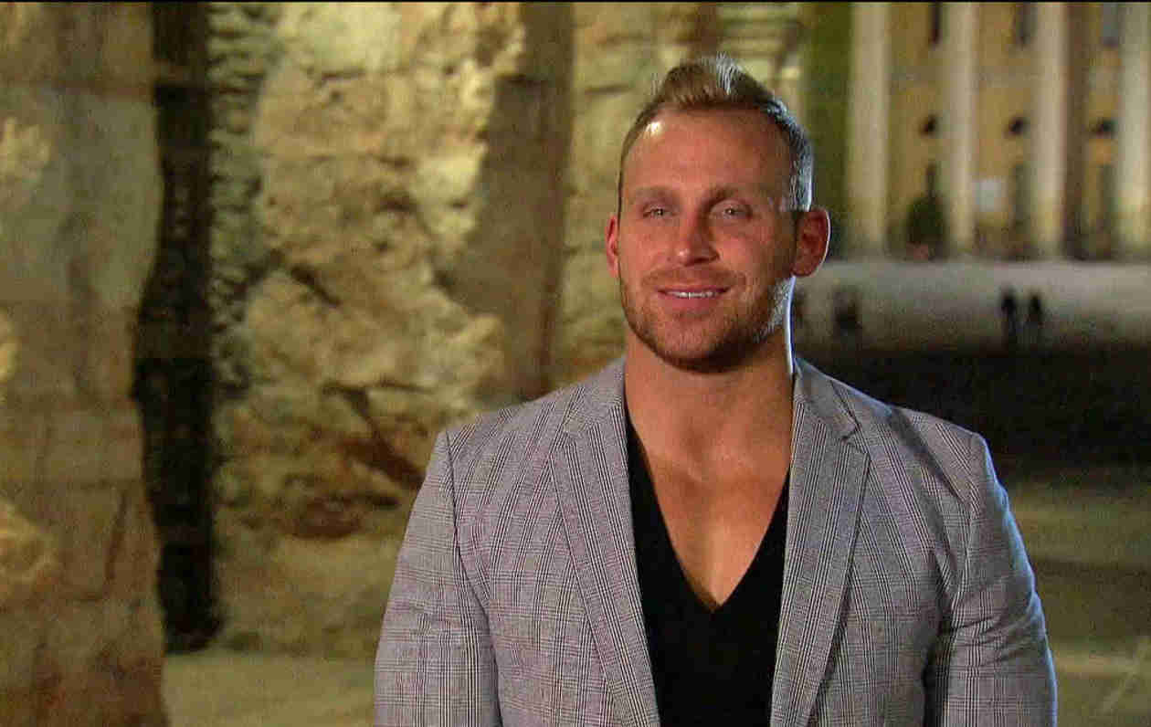 Bachelorette 2014 Episode 6 Hot Mess of the Week: Cody Sattler (and His Deep V-Neck)