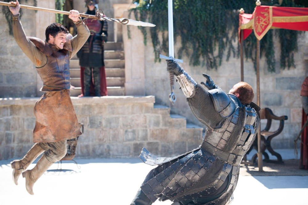 Oberyn vs. The Mountain: Did It Live Up to Your Expectations?