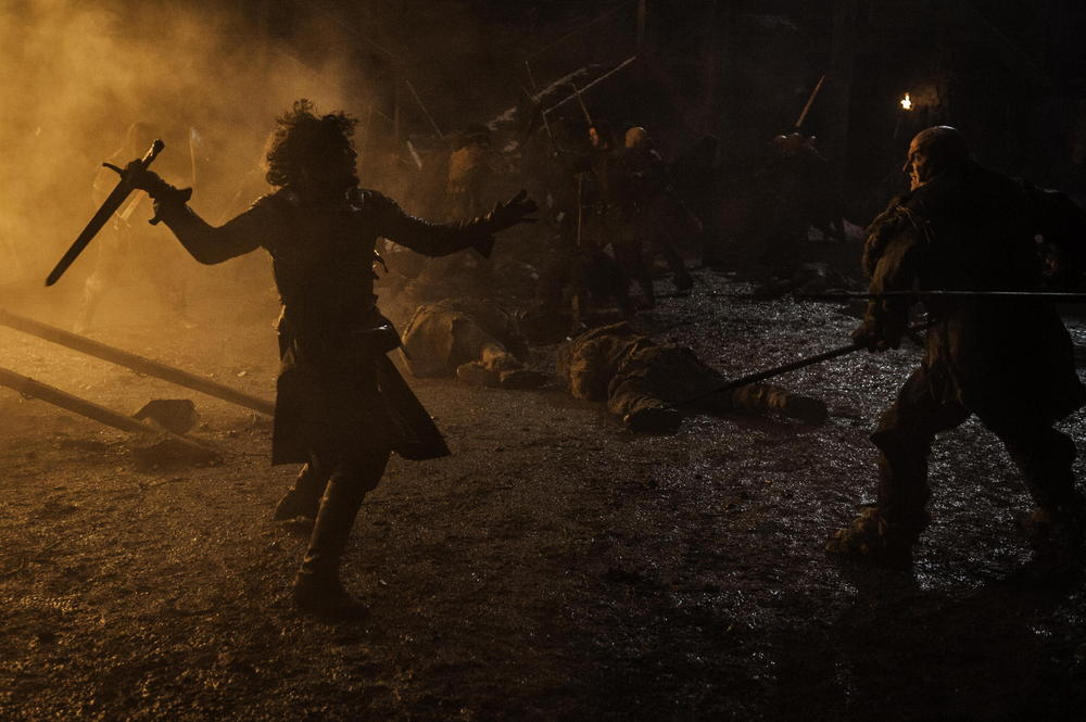 "Game of Thrones Recap: Season 4, Episode 9: ""The Watchers on the Wall"""