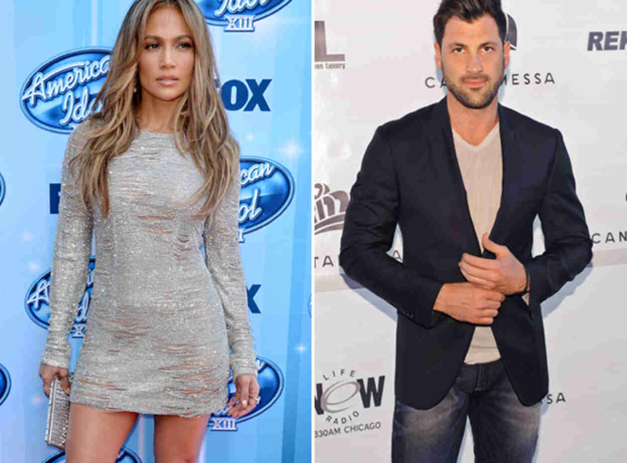 Are Jennifer Lopez and Maksim Chmerkovskiy An Item? (UPDATE: They're Spotted Clubbing!)