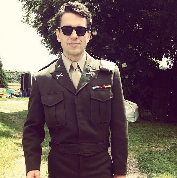 Downton Abbey Season 5 Spoiler: Headed Back to War-Torn France? (PHOTOS)