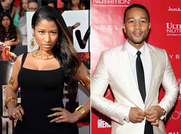 Nicki Minaj and John Legend to Perform at 2014 BET Awards
