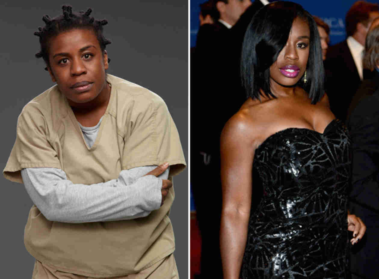 What Does Crazy Eyes Look Like Out of Character? — Uzo Abuka In Real Life (PHOTO)