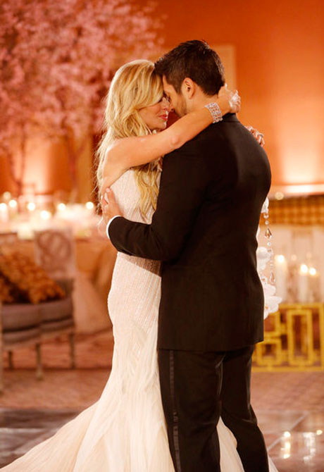 Tamra Barney and Eddie Judge Celebrate One-Year Wedding Anniversary (PHOTO)
