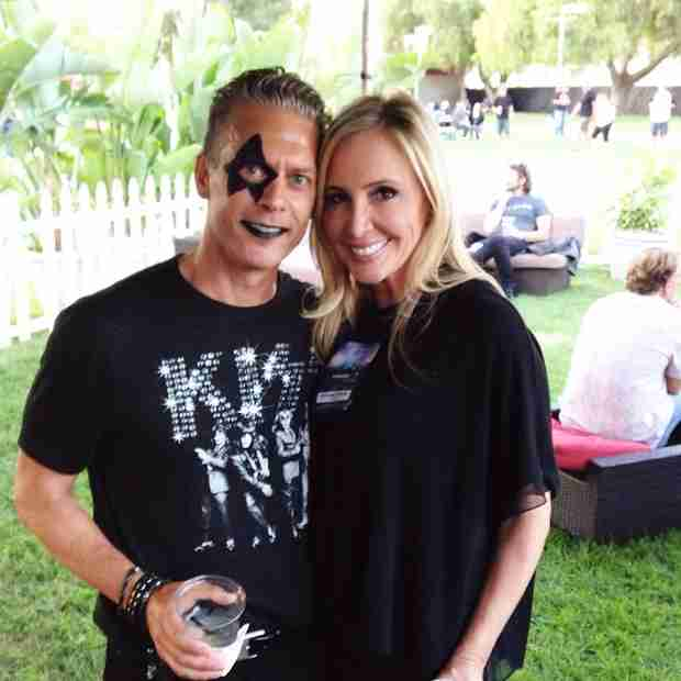 Shannon Beador and Husband Rock Out at Def Leppard and Kiss Concert (PHOTO)