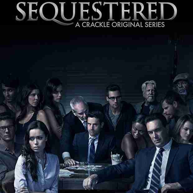See Heather Dubrow's Character For Crackle's Sequestered (PHOTO)