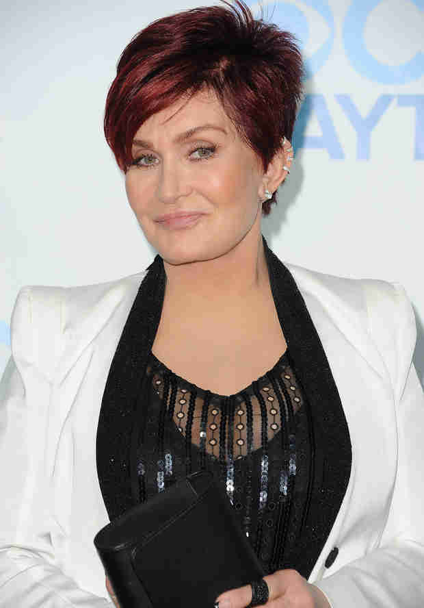 Sharon Osbourne Opens Up About Becoming a Grandmother, Returning to Reality TV — Exclusive