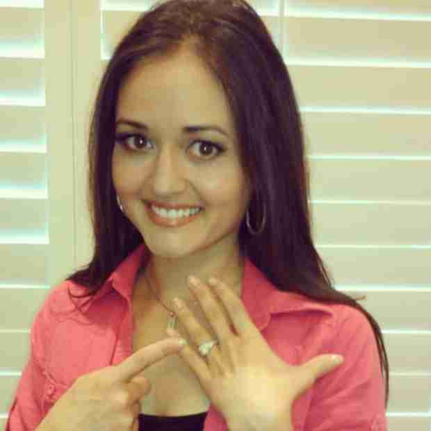 Danica McKellar Is Engaged! See Her Ring (VIDEO)
