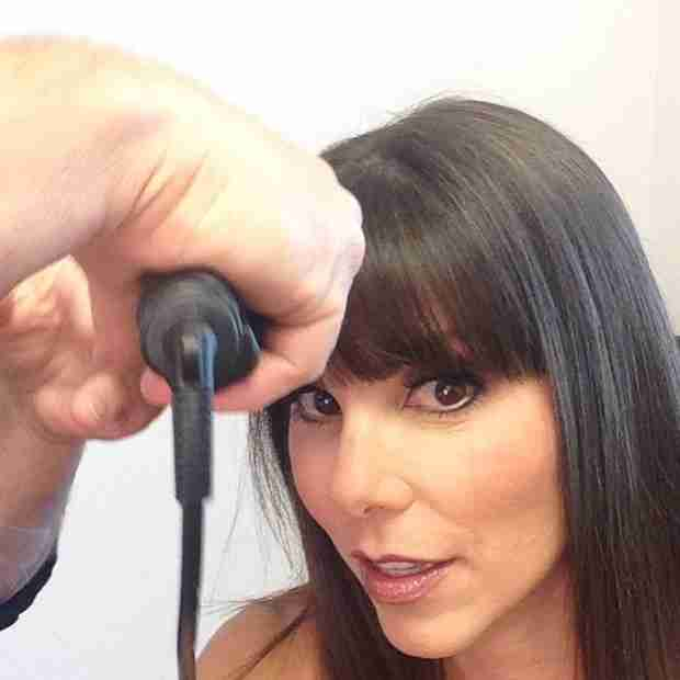 Heather Dubrow Reveals New 'Do at the Season 9 Reunion — She Got Bangs! (PHOTO)