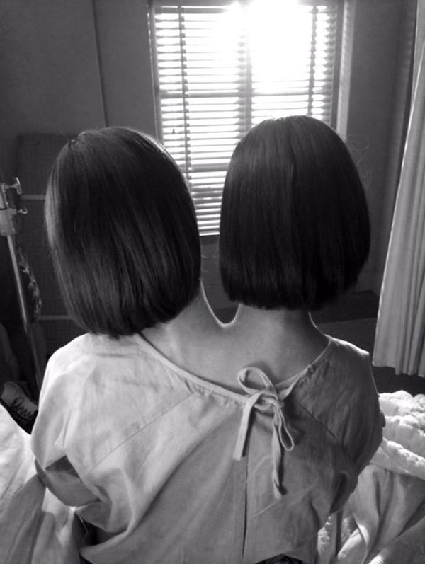 American Horror Story: Freak Show — First Real Photo of Sarah Paulson's Conjoined Characters