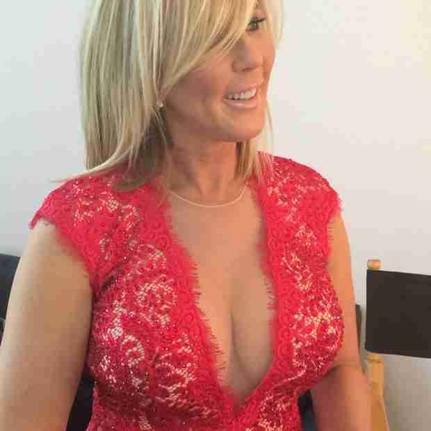 Check Out Vicki Gunvalson's Busty Reunion Dress! (PHOTO)