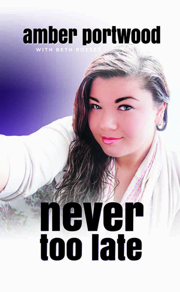 Amber Portwood's Memoir Has a Cover — Pre-Order It Now!
